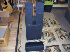 Surround Sound System By Paradigm