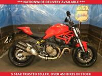 DUCATI MONSTER DUCATI MONSTER M821 LOW MILEAGE ONE OWNER 2015 65