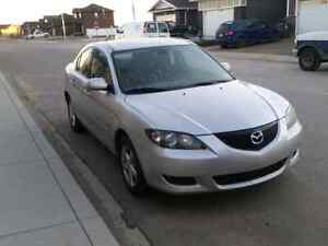 2004 Mazda 3 Need gone this weekend