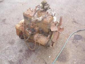 M38 Jeep engine great for parts
