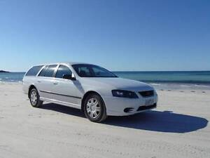 2009 Ford BFIII Falcon Wagon WITH REGO Hendon Charles Sturt Area Preview