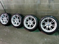 BMW M3 OEM 235/40/18 MICHELIN PILOT ALPIN - FULL SET - $2150