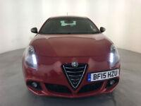 2015 ALFA ROMEO GIULIETTA QV LINE M-AIR AUTO 1 OWNER SERVICE HISTORY FINANCE PX