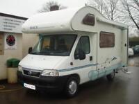 2005 Ace Milano 4 berth Motorhome 2.0 Diesel