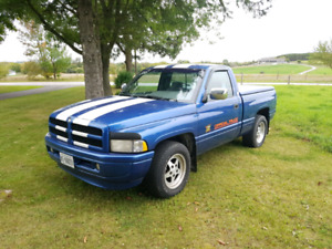 1996 Ram 1500 Indy Pace Truck