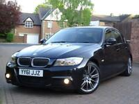 2011 61 BMW 318 2.0TD d (s/s) 4 Door Sport Plus Edition..HIGH SPEC..STUNNING !!