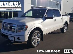 2014 Ford F-150 Limited  - Sunroof -  Navigation - $289.89 B/W
