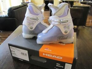 Girls Head Ski Boots 18.5