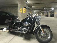 2002 Honda Shadow ACE with extras