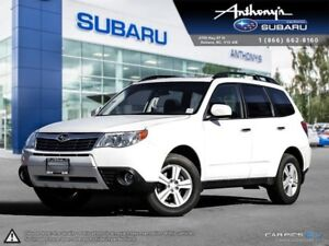 2009 Subaru Forester Forester Touring