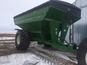 1080 Brent Grain Cart