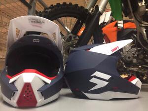 2018 Shift WHIT3 Label helmet