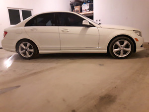 2008 Mercedes Benz C300 4Matic