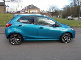 Mazda 2 VENTURE EDITION (blue) 2013