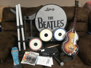 Beatles Rockband for Wii