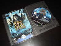 PS2-THE LORD OF THE RINGS-THE TWO TOWERS
