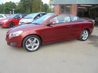 Volvo C70 2.4TD D5 SE Lux....Ready to go!