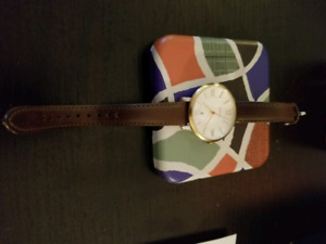 Women's Fossil Watch with Interchangable Strap