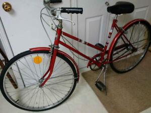 Vintage 3 Speed Bicycle