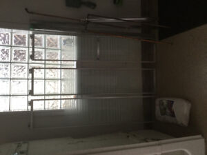 50 inch mirolin shower unit