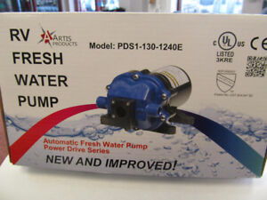 12V Water Pump - RV/Marine