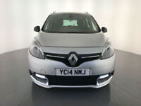 2014 RENAULT GRAND SCENIC D-QUETTBOSE+ NRG DCI 1 OWNER SERVICE HISTORY FINANCE