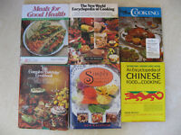 Music, Writing, Wood Carving, Cooking Books - super cheap!