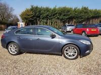 OPEL INSIGNIA SC, ABS LIGHT ON, BASH IN BUMPER ETC