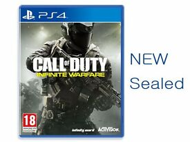 Call Of Duty Infinite Warfare for PS4 - Brand NEW + SEALED