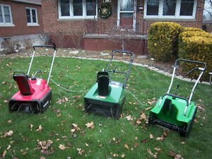 Recently Serviced Snowblowers For Sale