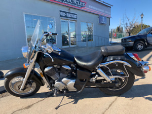 2000 HONDA SHADOW VT750