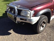 Write off - 2001 Nissan Patrol Wagon Medowie Port Stephens Area Preview
