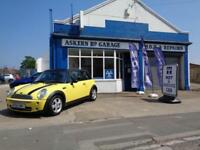 2004 Mini 1.6 Cooper,ONE PREVIOUS OWNER,FULL SERVICE HISTORY,MAY 2019 MOT