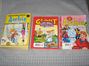 Archie Magazines - French Versions Lot of 3