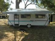 Windsor PopTop Caravan 1998 Windcheater Delacombe Ballarat City Preview