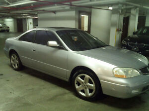 2001 Acura CL Coupe (2 door) S Type