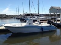 Bateau Sea Fox CC Pro-Series 236. Négociable.