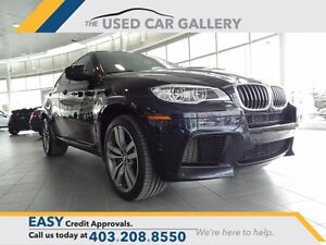 2014 BMW X6 M Nappa Leather Executive Package Everyone Approved