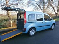 2011 Renault Kangoo 1.6 Expression 5dr [AC] WHEELCHAIR ACCESSIBLE VEHICLE 5 d...