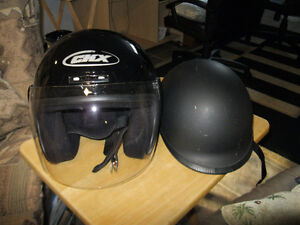 Motocycles helmets & Lethers