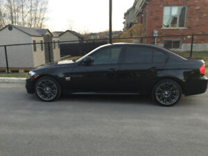 2011 BMW 335 xi M performance