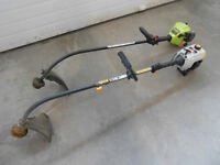 2 Working Gas Weed Trimmer