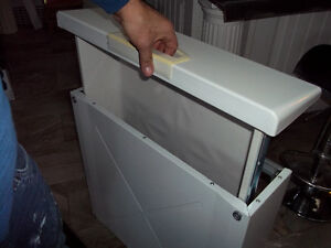 Dryer base 27x27 inches White in colour Kitchener / Waterloo Kitchener Area image 3