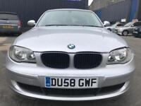 2008 BMW 1 Series 1.6 116i ES 5dr
