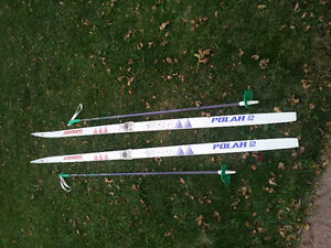 Jarvinen Polar 52 Cross Country Skis