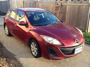 2011 Mazda Mazda3 GX Hatchback