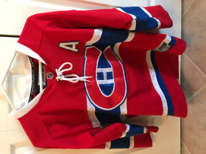 Montreal Canadians Youth jersey