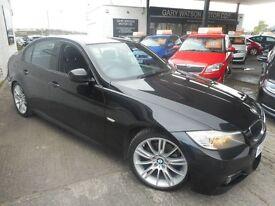 BMW 318d M SPORT BUSINESS EDITION (sapphire black) 2009