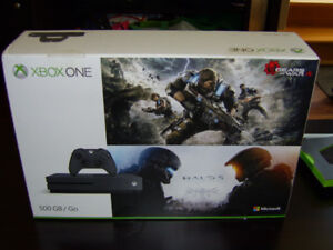 Une X-BOX ONE 500GB neuve a vendre!