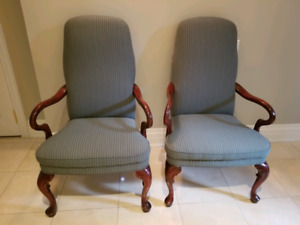 Pair of Armchairs